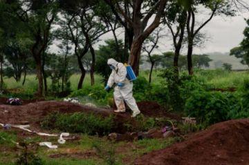 El mundo supera los 2,5 millones de muertes por coronavirus