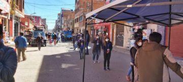 La ciudad de Potosí tuvo 777 nuevos casos de coronavirus en 25 días