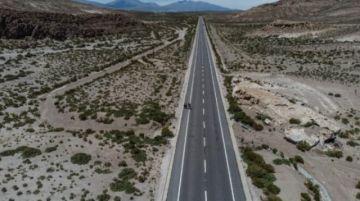 Cruzar a pie el altiplano, la última frontera de los caminantes venezolanos