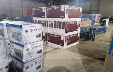 Oruro: Aduana reporta que decomisó mercancía valuada en cerca de Bs 3.1 millones