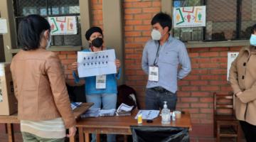 Las elecciones subnacionales en Bolivia costarán Bs 198 millones