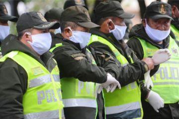 Policía desplazará 25.000 efectivos en Bolivia para elecciones subnacionales