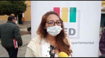 El TED instala puntos de información ciudadana en Potosí