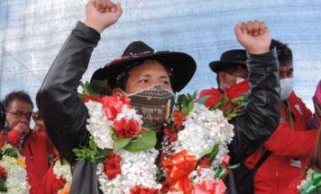 TED declara improbada la demanda contra Santos Quispe en La Paz