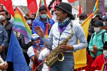 Líder indígena Yaku Pérez interpone recurso para recuento de votos en Ecuador