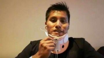 Sobreviviente de accidente aéreo en 2016 vuelve a salvarse en hecho de tránsito