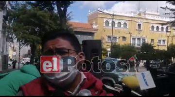 Brigadas de emergencia atienden daños tras tormenta en Potosí