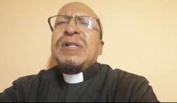 El padre Miguel Albino sobre el camino de conversión