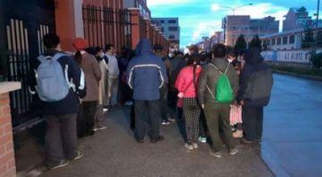 UPEA: Fiscalía aprehende a tres dirigentes que convocaron a la asamblea estudiantil