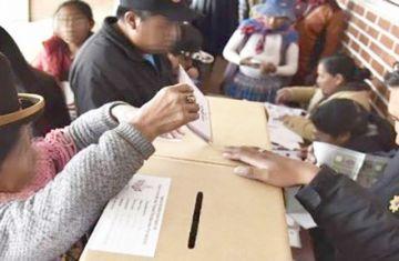 Seún el calendario electoral, de no haber segunda vuelta, posesión de nuevas autoridades será a fin de mes