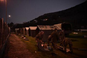 Nuevo sismo provoca pánico en Grecia