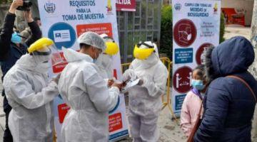 La Paz, Oruro, Tarija, Sucre y Santa Cruz de la Sierra continúan con riesgo alto de contagio