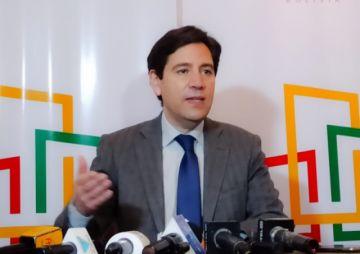 Presidente del TSE garantiza transparencia en las subnacionales de este domingo