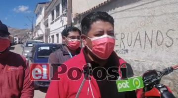 Candidato Pumari llama a participar en las elecciones y alejar el fantasma del fraude