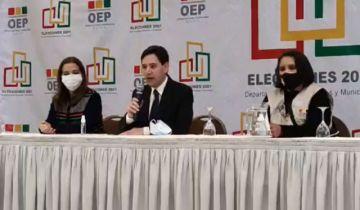 TSE ve normalidad en jornada electoral con sólo 'incidentes menores'
