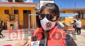 Hasta antes de mediodía no se reportó delitos electorales, según la Fiscalía en Potosí