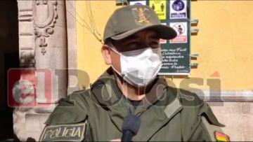 Policía reporta siete vehículos detenidos y dos personas en estado de ebriedad arrestadas