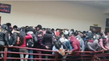 Citan a autoridades de la UPEA y harán pericias al edificio del que cayeron 11 estudiantes