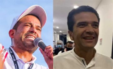 Camacho gana la Gobernación de Santa Cruz y Añez es primero en la Alcaldía, según boca de urna