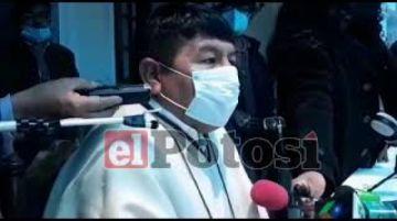Candidato a la gobernación por el MAS afirma que busca que Potosí sea centro energético