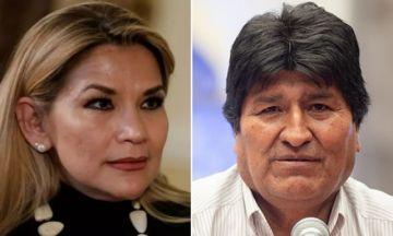 Fiscal General revela que no está en curso juicio contra Jeanine Añez ni denuncia contra Evo Morales por estupro