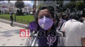 Movimiento de Mujeres afirma que en lugar de festejar, protestan en el Día de la Mujer