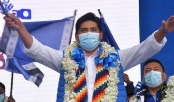 Gobernación paceña: Franklin Flores lidera en la primera vuelta, pero habría balotaje