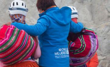 ONU-Bolivia ve con esperanza que cada vez más mujeres ocupan espacios de toma de decisión