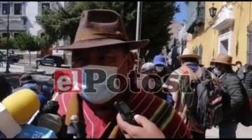 Autoridades de Coroma buscan impulsar proyectos camineros