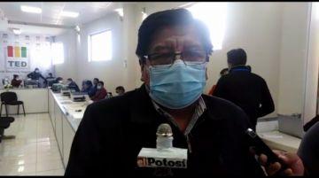 Reinicia el cómputo y se prevé concluir el conteo de votos del municipio de Potosí