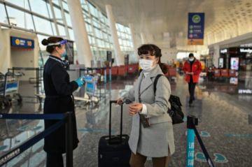 China lanza un pasaporte sanitario para los viajes internacionales