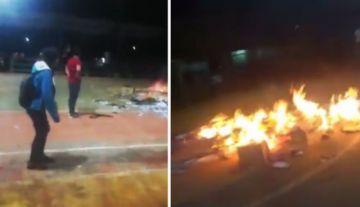 Policía investiga la destrucción de más de un centenar de ánforas electorales
