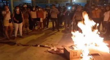 """El TSE quiere """"reconstruir información"""" donde hubo quema de ánforas"""