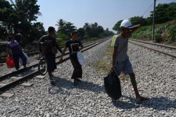 Fuerzas de seguridad lanzan redada contra trabajadores y la ONU sigue dividida sobre Birmania