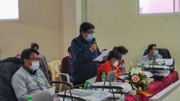 El TED terminó el cómputo de votos del municipio de Potosí