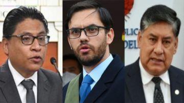 ¿Por qué un diputado del MAS pide renuncia de los ministros de Justicia, Gobierno y del Fiscal General?