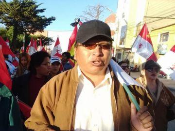 El excívico Jhonny Llally es electo alcalde de Potosí