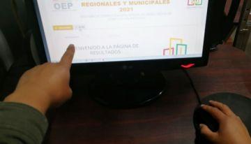 La FELCC activa ciberpatrullaje tras ataque a sitio web del Órgano Electoral