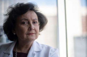 Margareth Dalcolmo, una médica en lucha infatigable contra el covid en Brasil