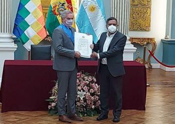 Gobierno argentino expresa interés para la cooperación tecnológica para industrializar el litio