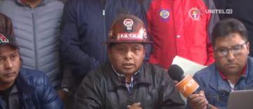 Ejecutivo de la COB niega haber pedido la renuncia de Evo Morales en 2019