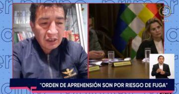 Víctor Borda dice que Añez debe ser juzgada por la vía ordinaria