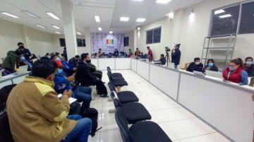 El 21 de marzo se repetirá el voto en tres mesas en el Departamento de Potosí