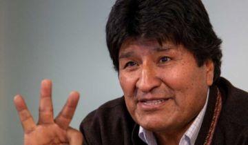 """Evo Morales  quiere sanción contra """"todos los autores y cómplices de la dictadura"""""""