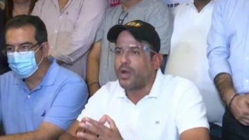 Camacho asegura que no se irá del país y habla de rearticular el movimiento de oposición