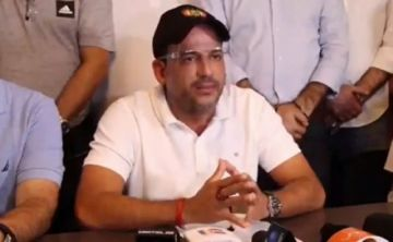 """Camacho desafía al Gobierno: """"El proceso es contra mí (…). No voy a huir"""""""