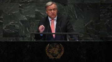 Secretario General de la ONU recuerda que se debe respetar el debido proceso contra exautoridades de Bolivia
