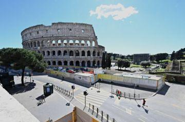 Italia confinada : entre la tristeza y la esperanza