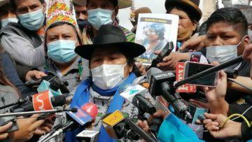 Organizaciones afines al MAS piden ir contra autoridades electas Camacho y Arias