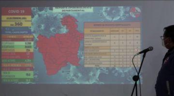 Sube el índice de letalidad y hay tres municipios en riesgo alto covid